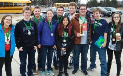 Knowledge Bowl Rocks It at Regionals