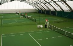 Game, Set, Match: New courts, new coach, and new season for SJP Girls' Tennis