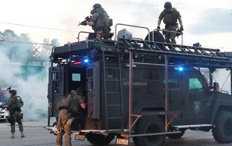 The Story of Ferguson – Police Militarization