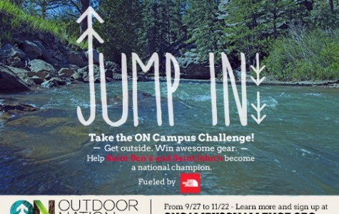 The Outdoor Nation Challenge - An Incentive to Venture Outdoors