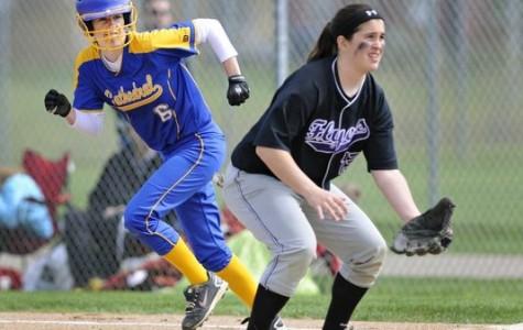 Softball Team Hits the Field