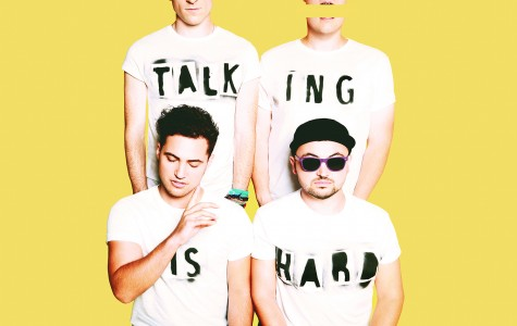 Talking is Hard Album Review