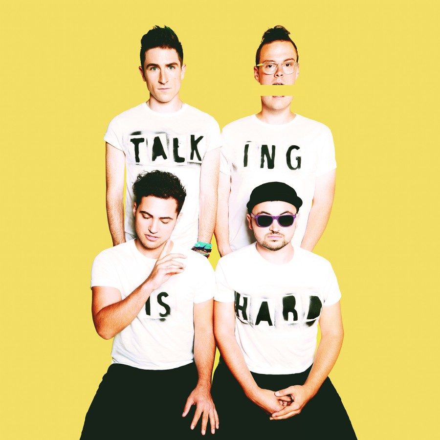 Talking+is+Hard+Album+Review