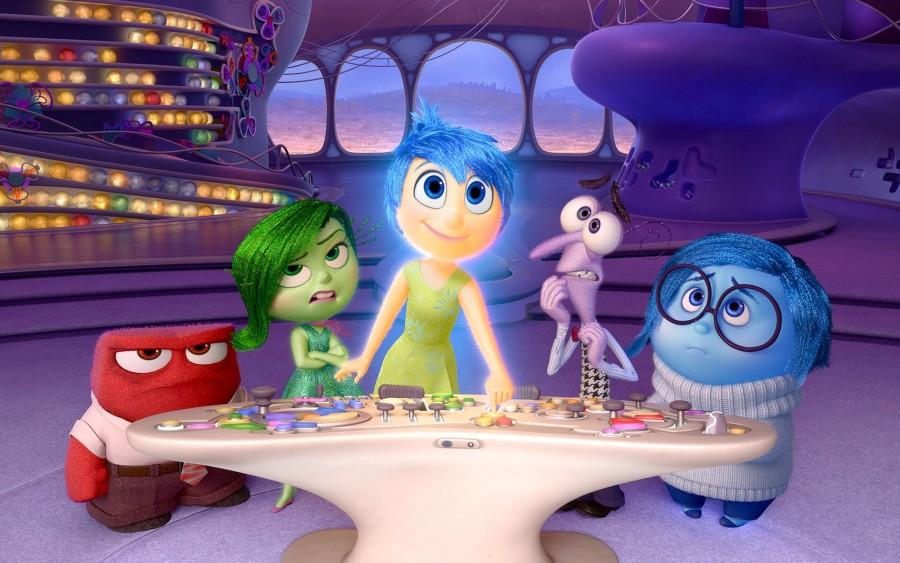 Inside Out:  Review