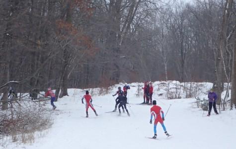 Ski Team Finally Gets a Home Meet