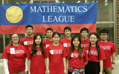 Math Team Competes at State, Comes Home with Pie