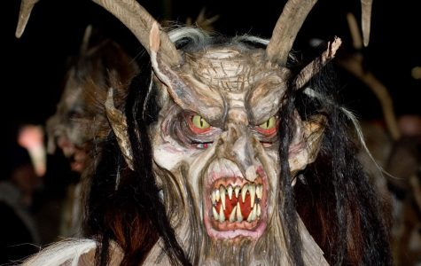 Merry Christmas. Love, Krampus–A Short Story