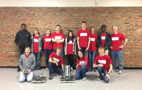 Robotics Team Heads to State Meet