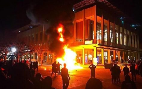 The Effectiveness of the UC Berkeley Riots
