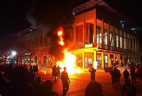 The Effectiveness of the UC Berkeley Riots