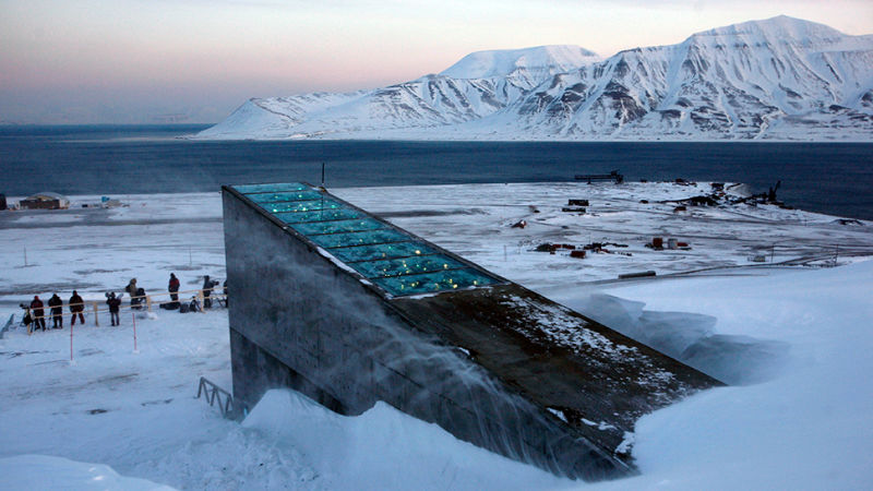 Norway+gets+a+second+doomsday+vault