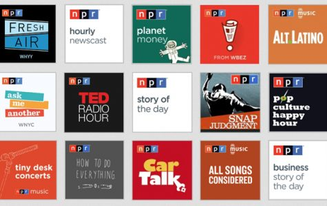 Prep Student Podcast Recommendations