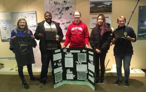 Envirothon Team Goes To State
