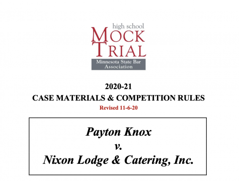 Mock Trial 2020-21 Season
